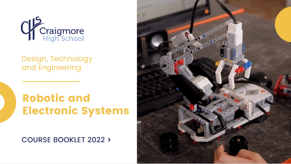 DTE - Robotic and Electronic image